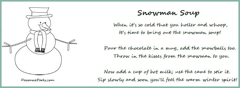 SnowManSoup
