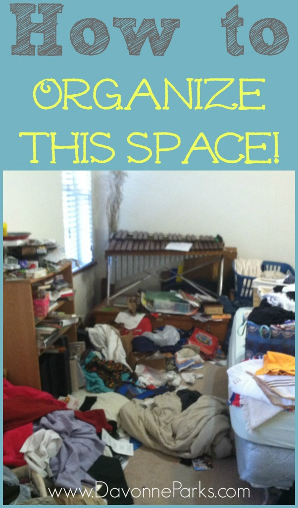Great tips and recommendations for organizing a reader's space - I'm so inspired to go declutter my own room now!