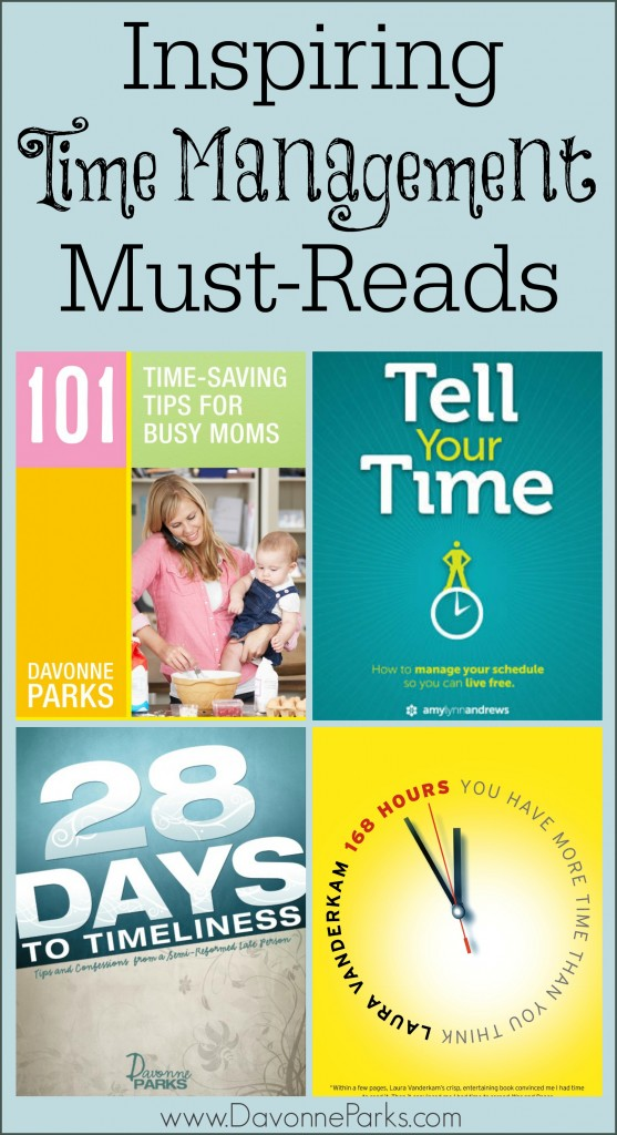 TimeManagementMustReads