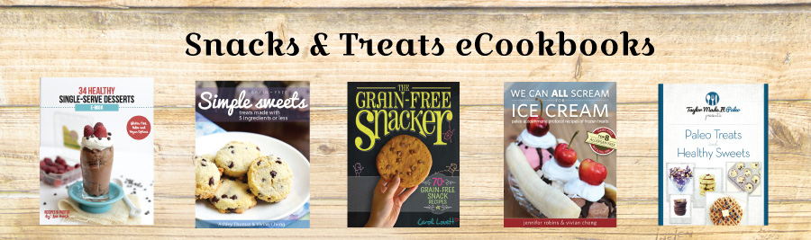 Family Resolution Revolution - Snacks & Treats Books