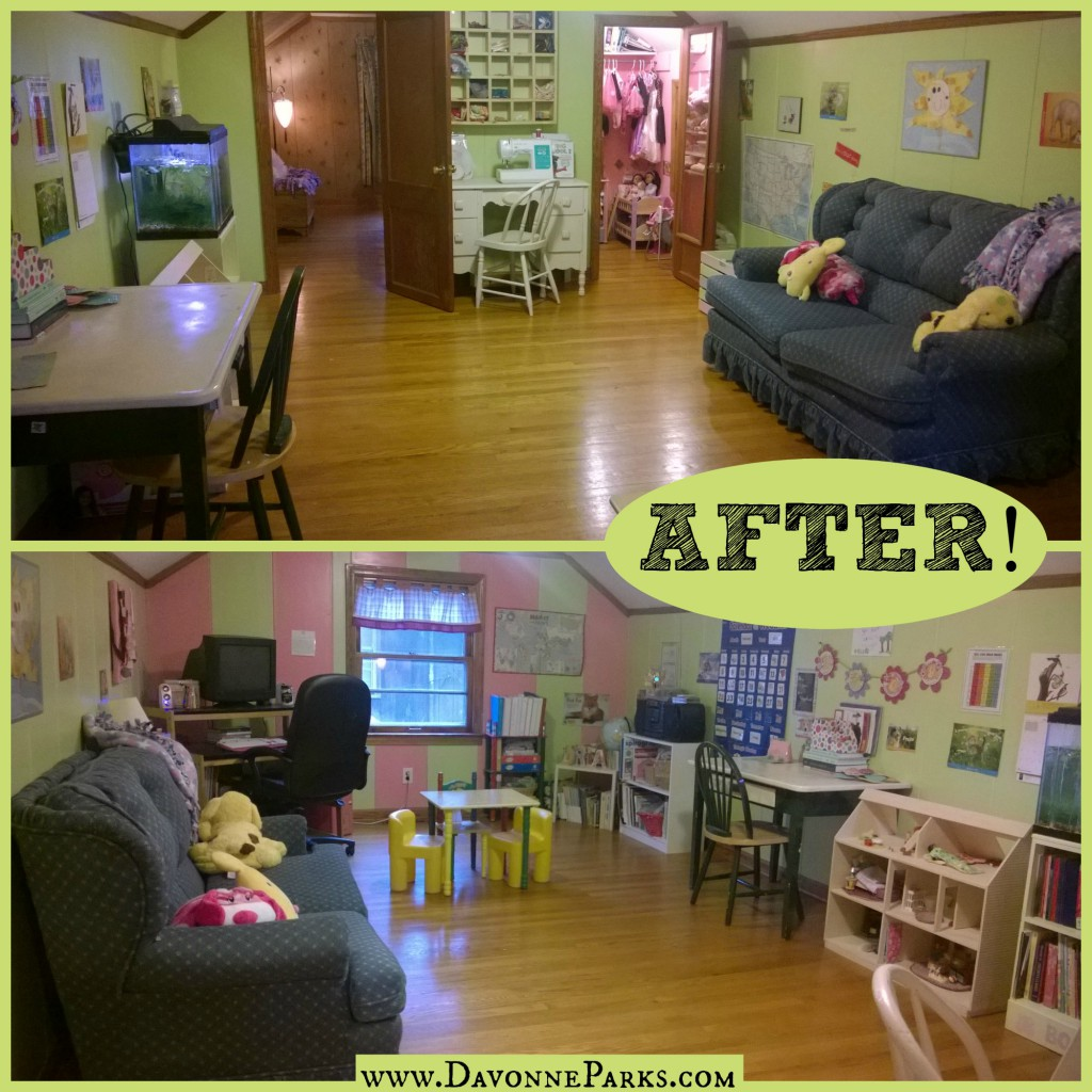 School and toy room after!