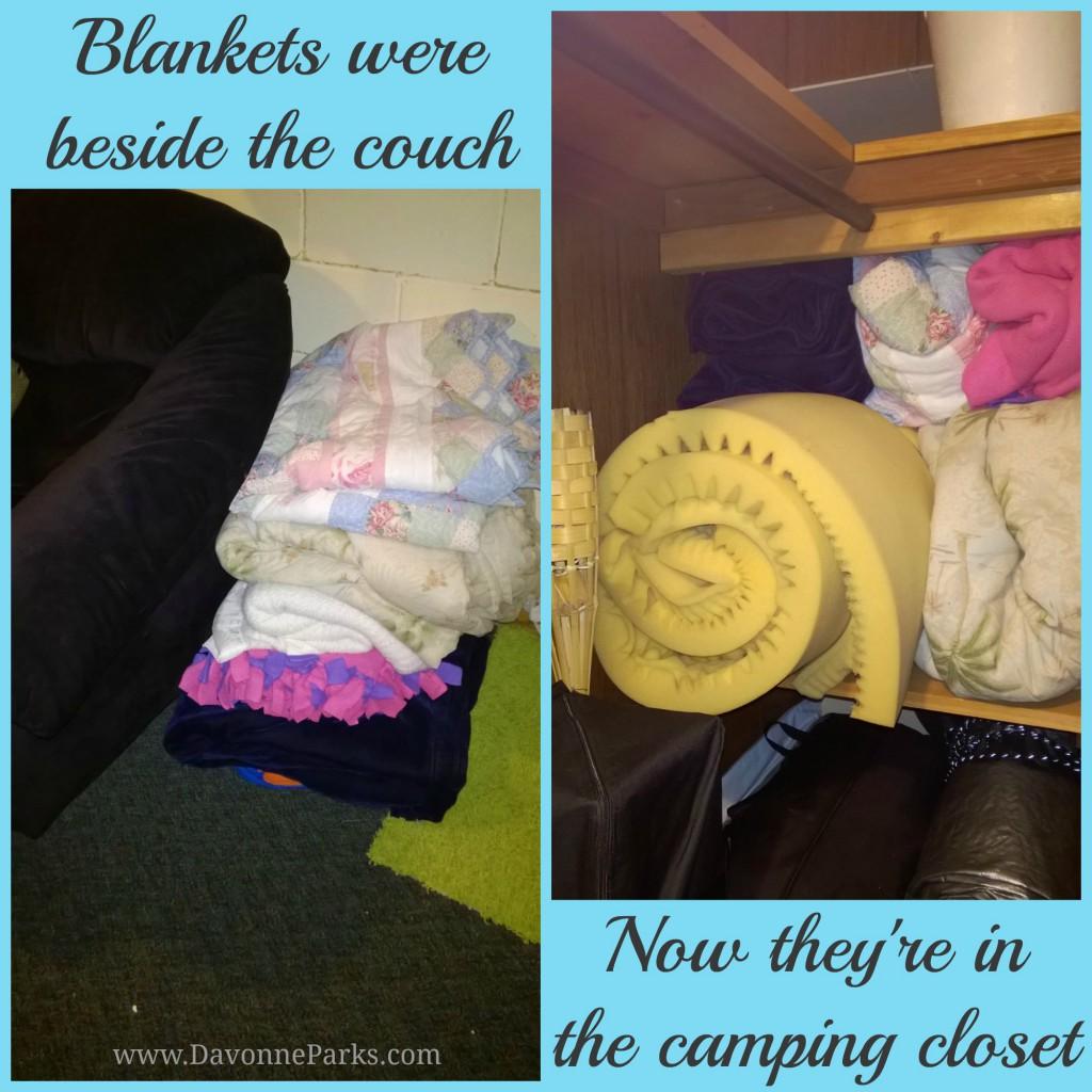 SpareBlankets