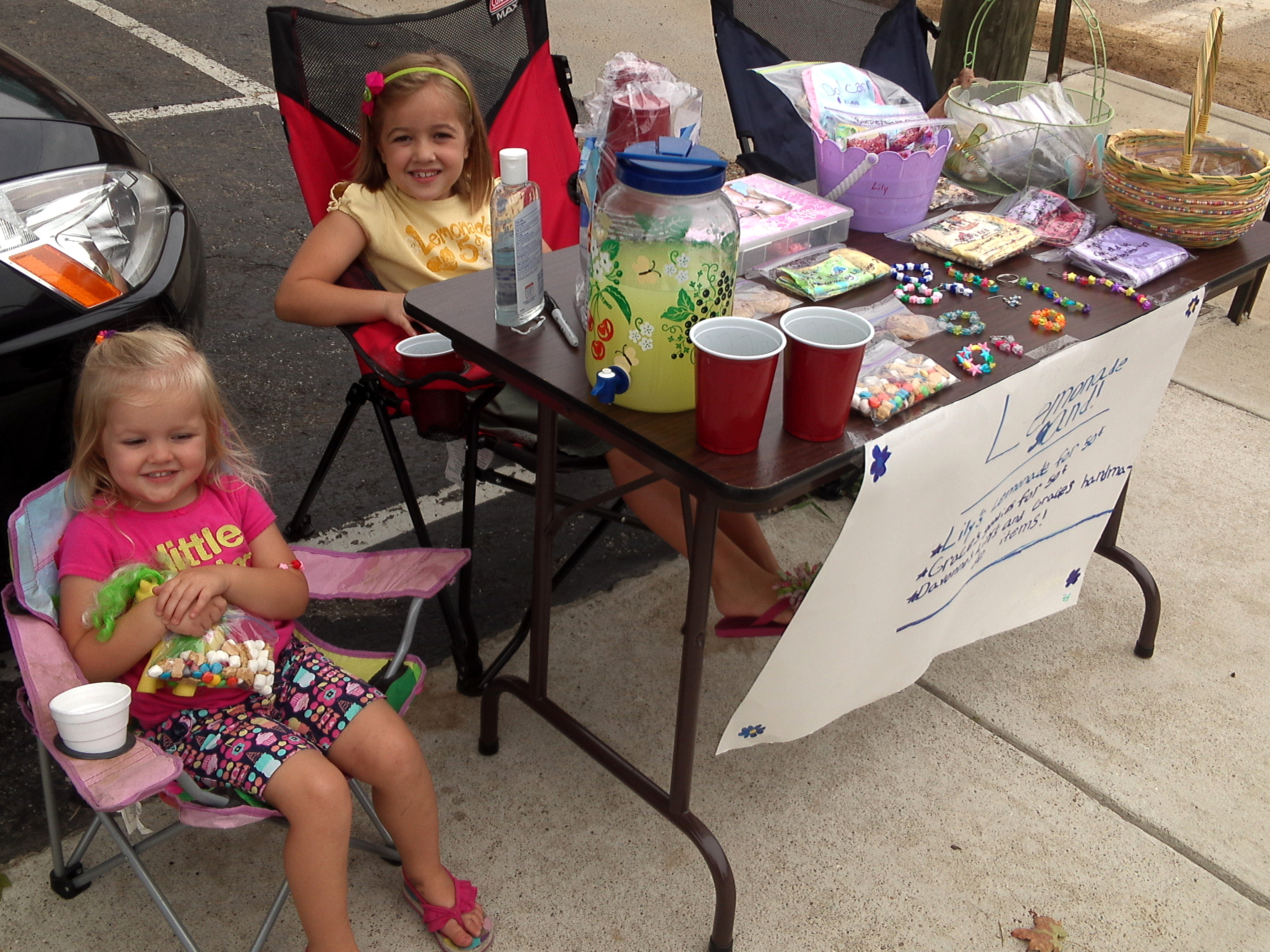 Guest Post on Money Saving Mom: Autumn Food Stand