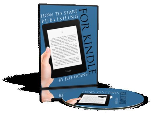 $47 Kindle Publishing How-To Kit FREE through November 1!