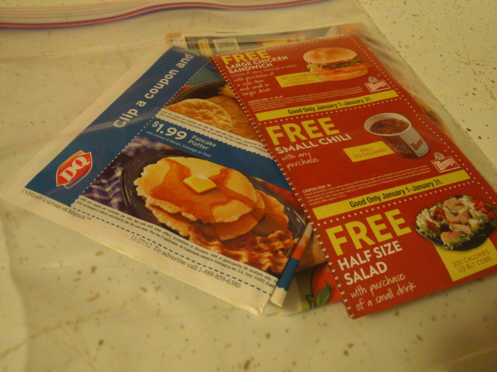 Time-Saving Tip: Coupon Bag