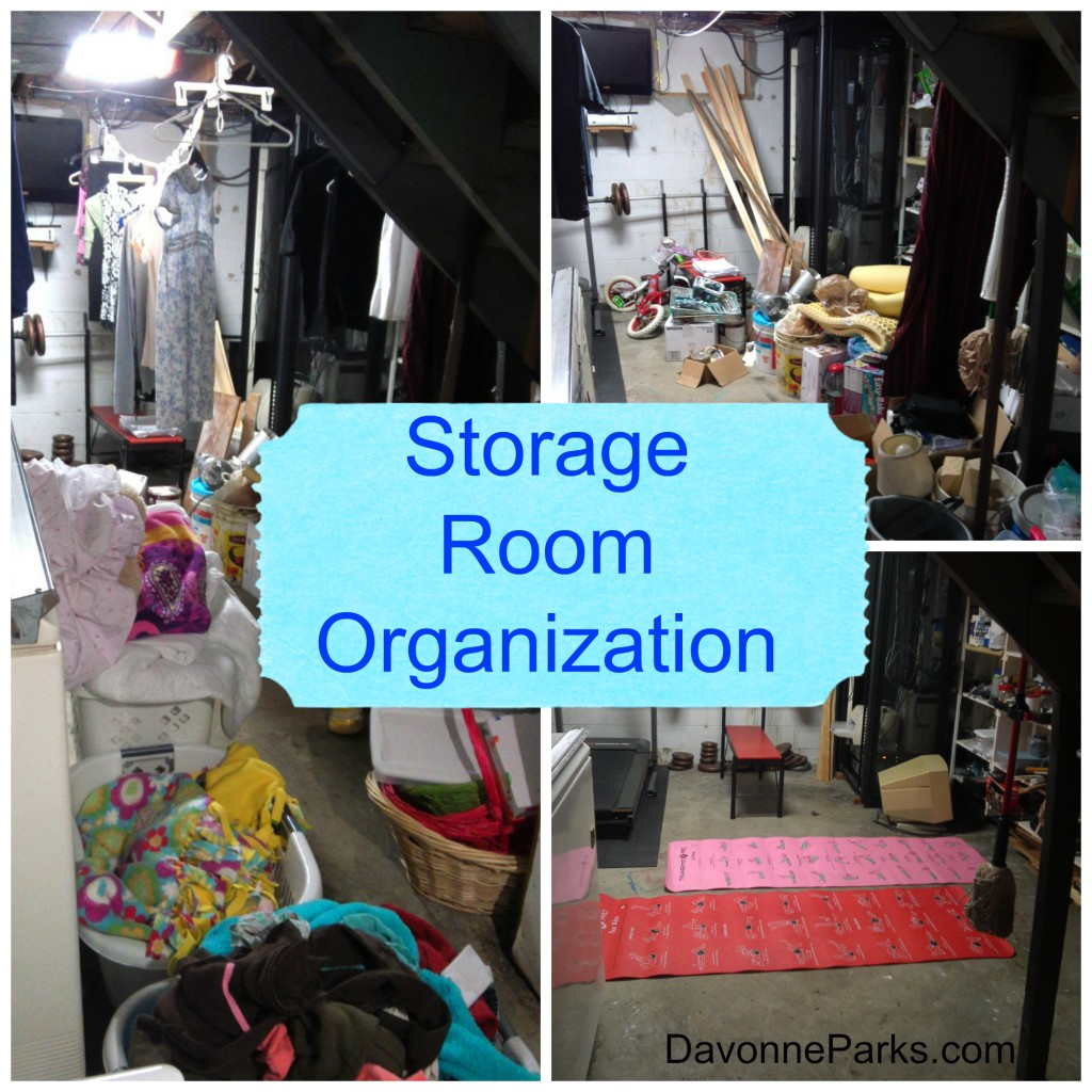 Storage Room Organization