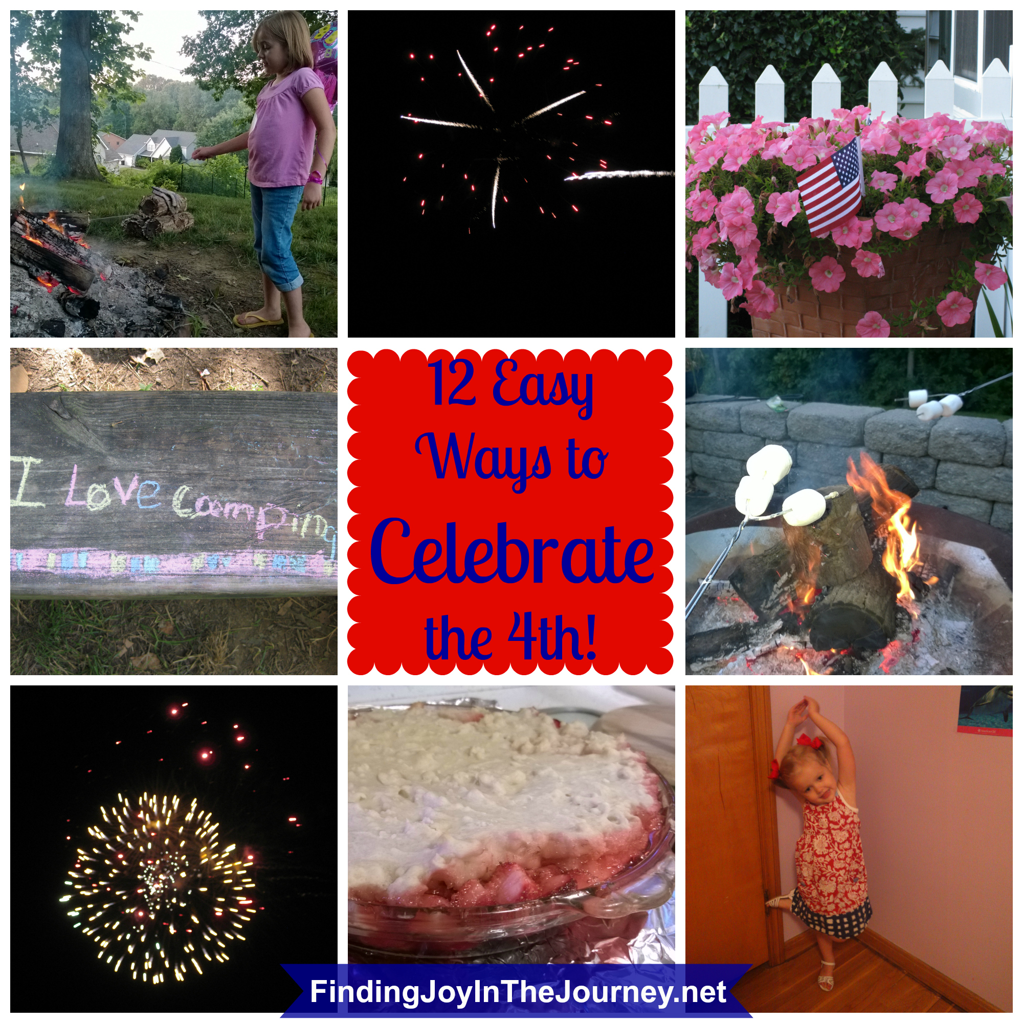A Dozen Frugal and Easy 4th of July Ideas (Guest Post)