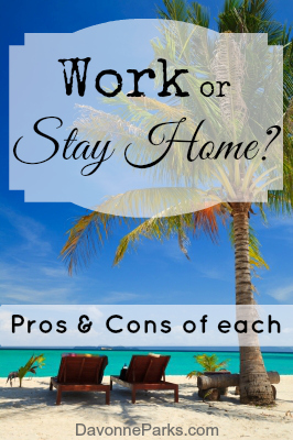 Work or Stay Home? 10 (Mostly-Unbiased) Things to Consider