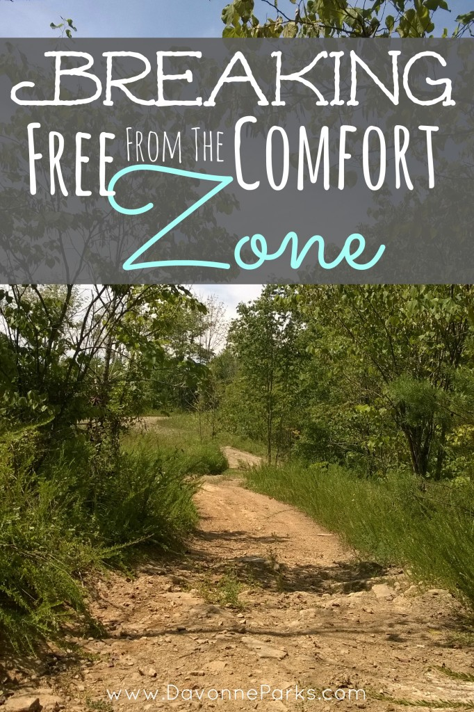 Breaking Free From Your Comfort Zone. This article is really inspiring!