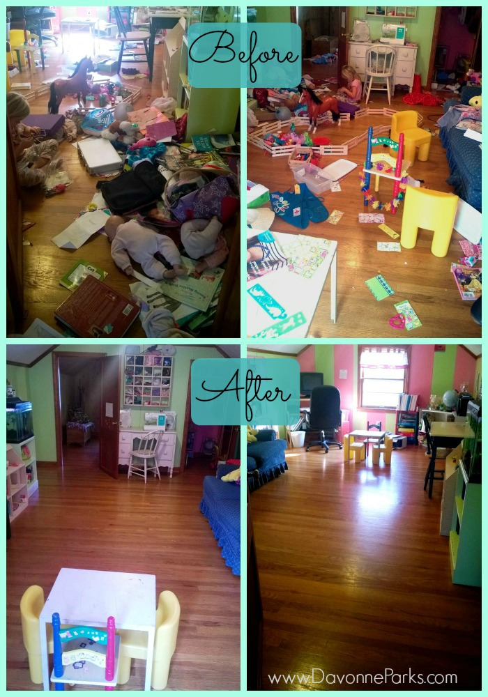 Chaos to Clutter-Free in my own Home
