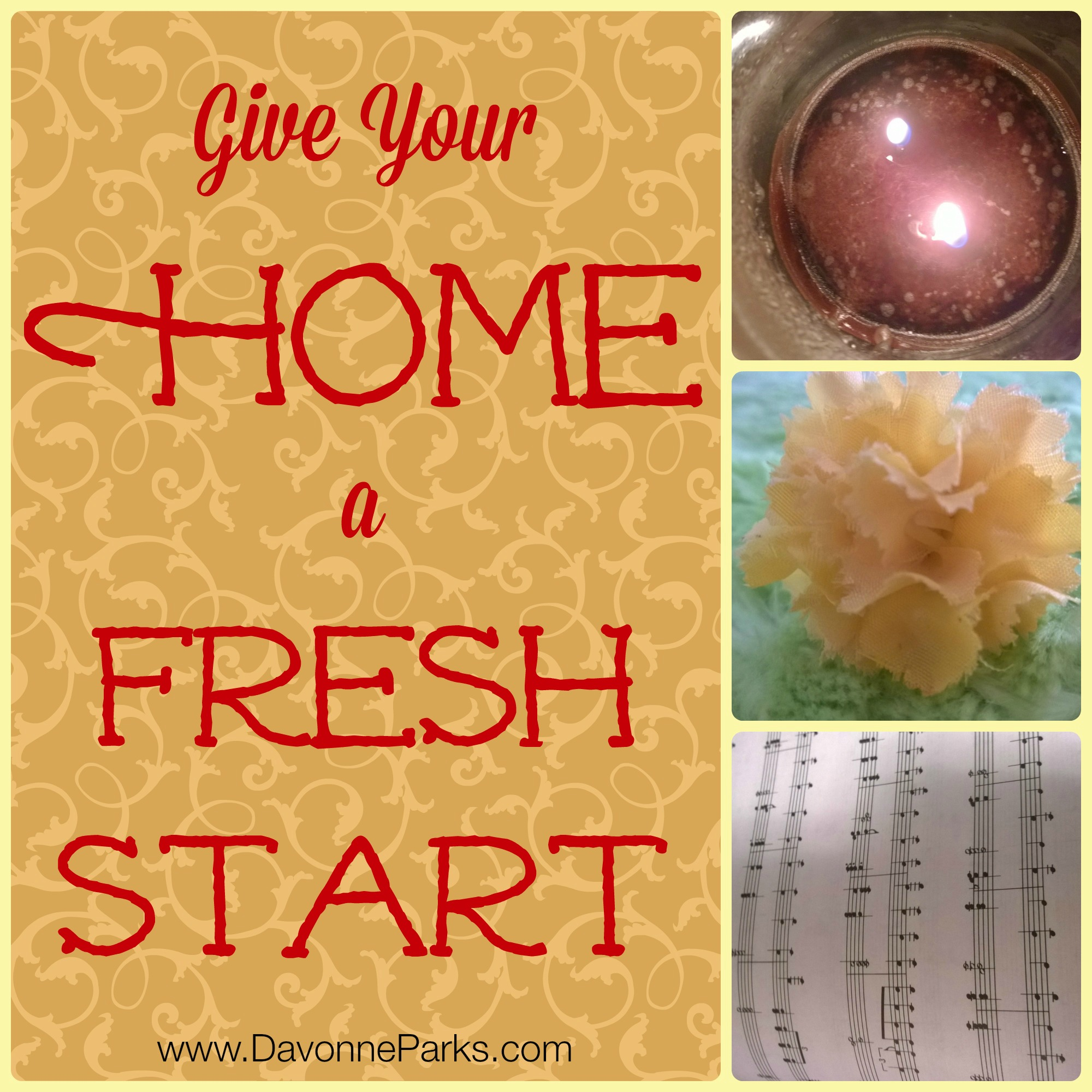 Give Your Home a Fresh Start
