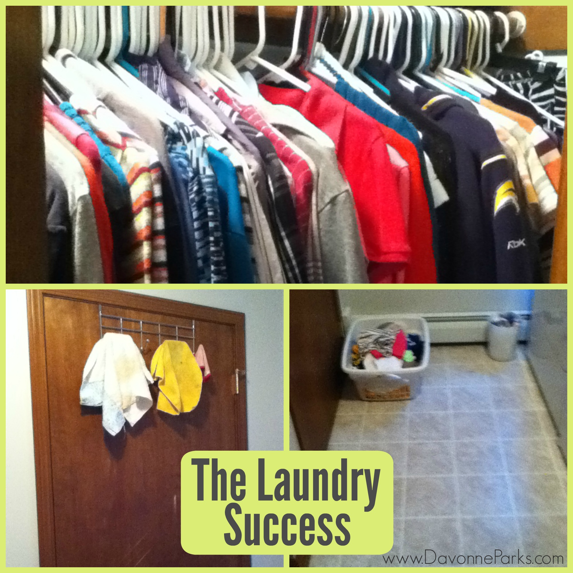 LaundrySuccess