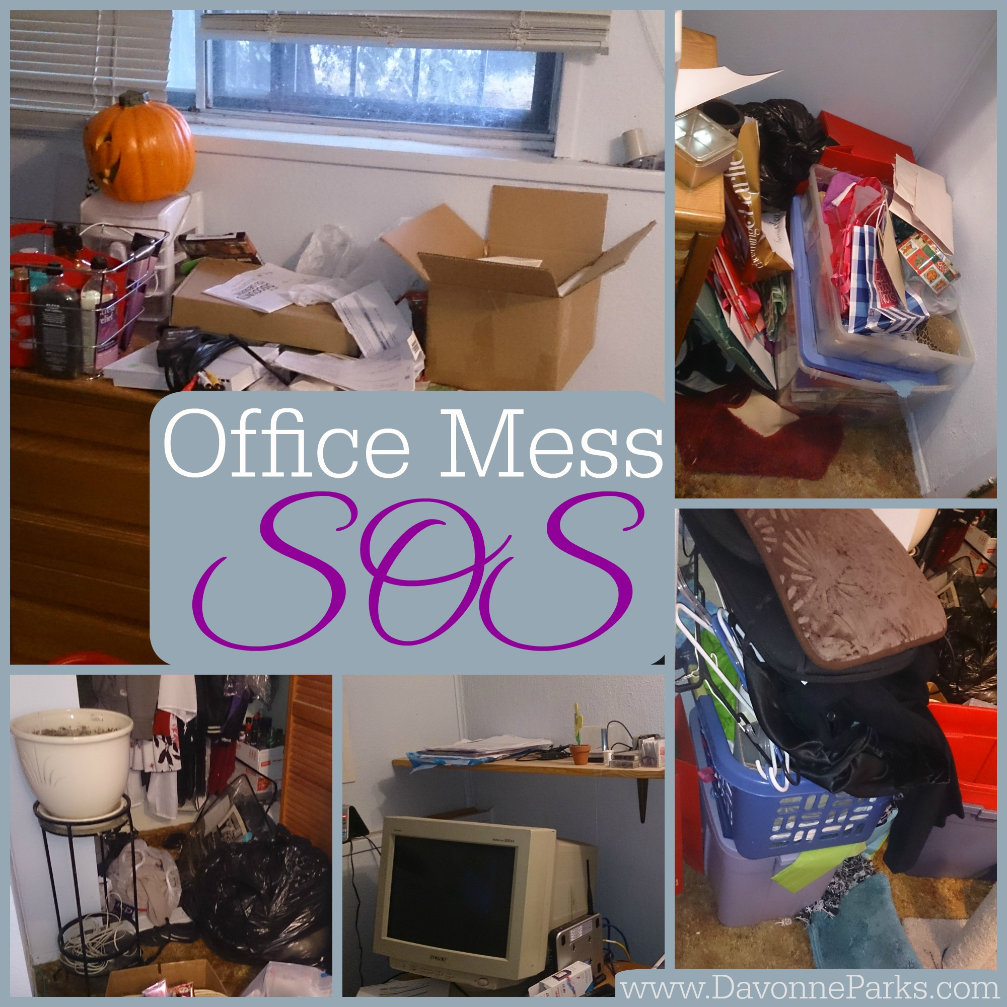 Office Mess SOS