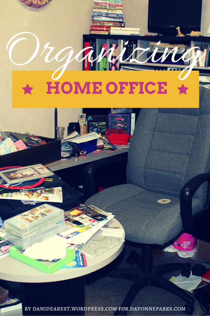 Organizing the Home Office