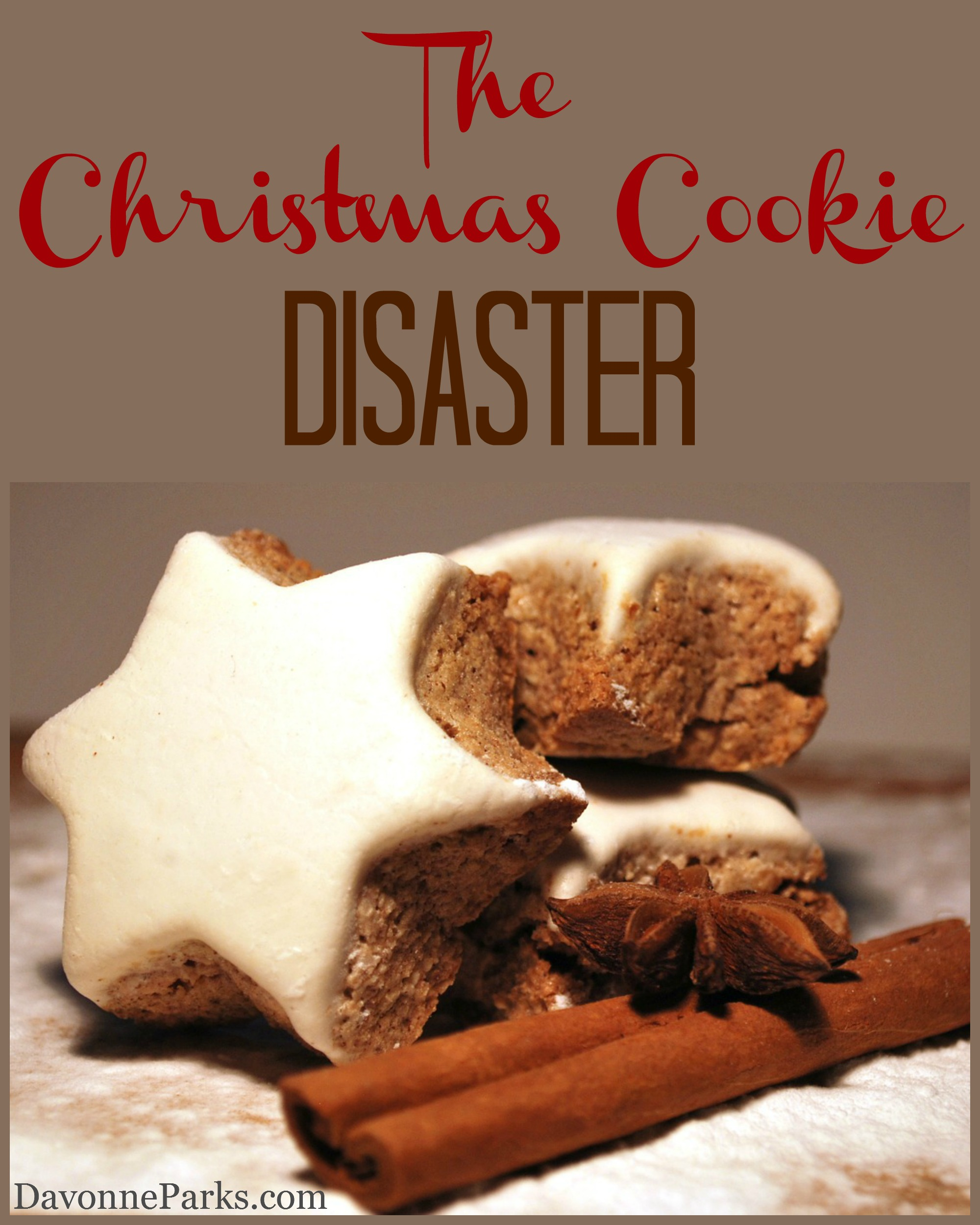 The Time I Almost Let A Baking Disaster Ruin Christmas