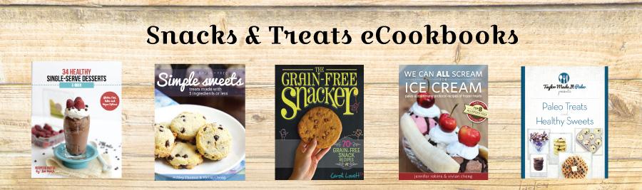 Family Resolution Revolution - Snacks & Treats Books