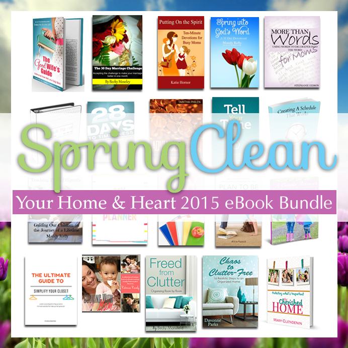 Spring Clean Bundle All books