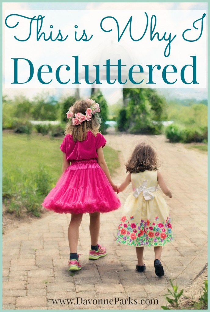 whyidecluttered