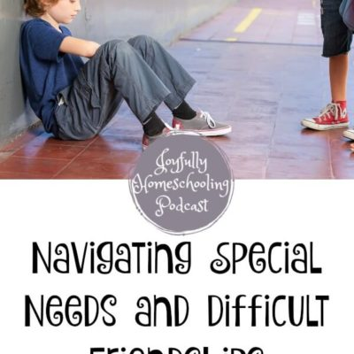 Navigating Special Needs & Difficult Friendships