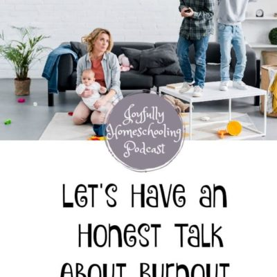 Let's Have a Heart-to-Heart Chat about Burnout