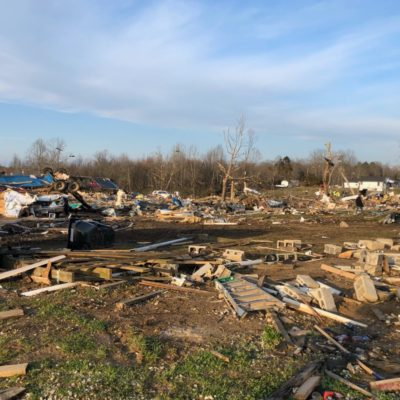 How You can Help the Tennessee Tornado Victims